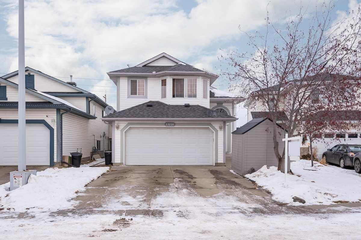 House for sale at 13116 151 Av NW Edmonton Alberta - MLS: E4223494