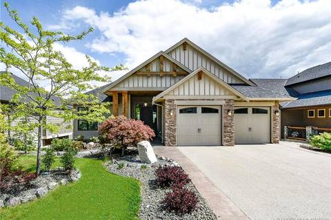 House for sale at 13117 Cliffstone Ct Lake Country British Columbia - MLS: 10182939