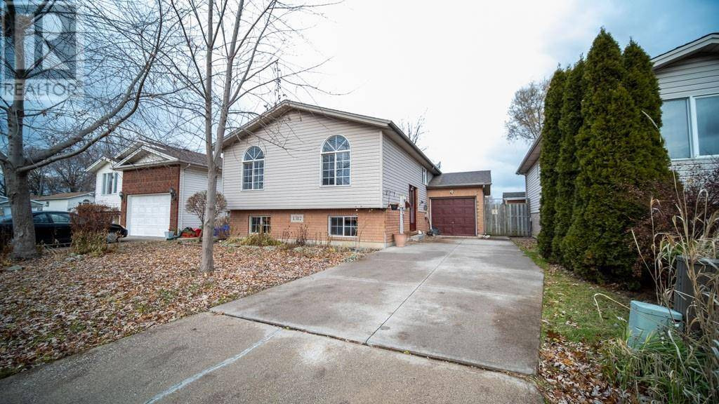 House for sale at 1312 Giselle  Windsor Ontario - MLS: 19029136