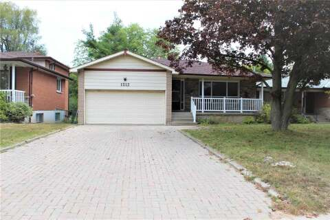 House for rent at 1312 Military Tr Toronto Ontario - MLS: E4927745