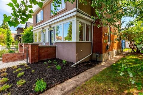 Townhouse for sale at 1313 8 Ave Southeast Calgary Alberta - MLS: C4254122
