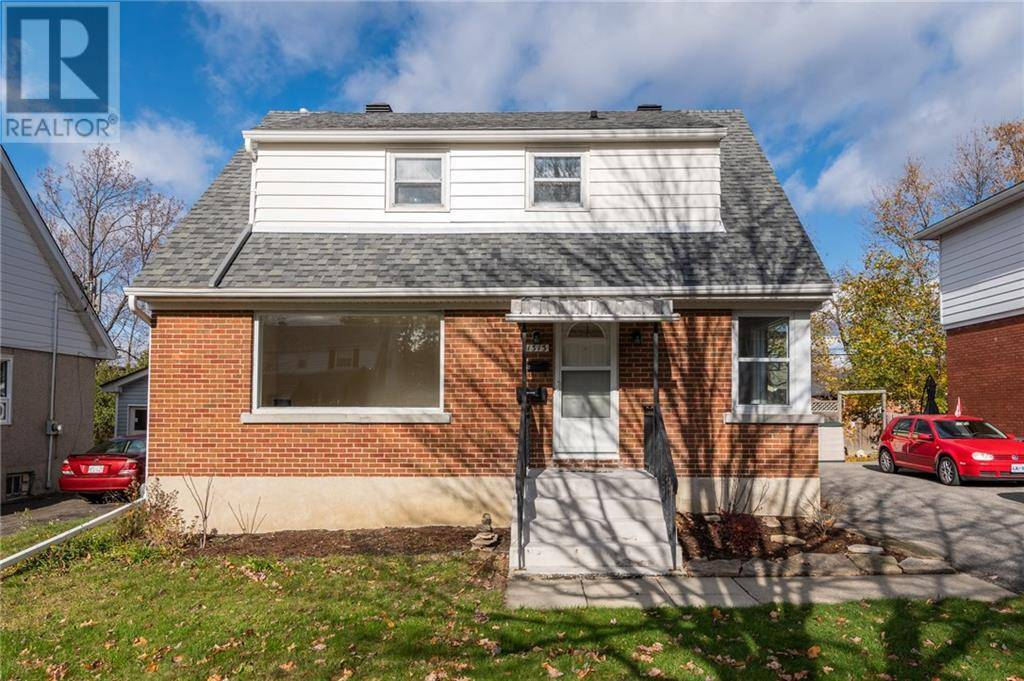 House for rent at 1313 Essex St Ottawa Ontario - MLS: 1174817