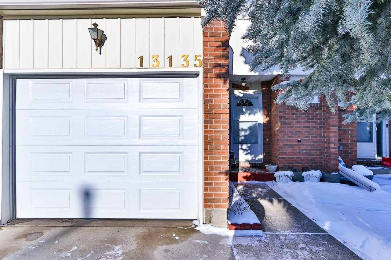 Townhouse for sale at 13135 34 St Nw Edmonton Alberta - MLS: E4185161