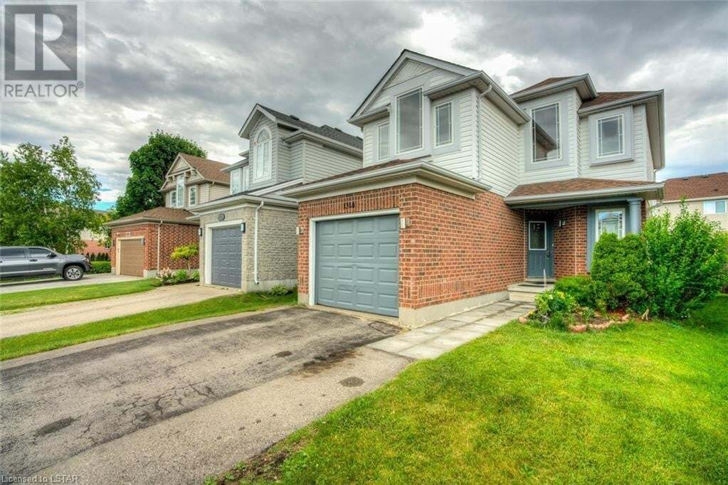 House for sale at 1314 Blackmaple Dr London Ontario - MLS: 268441