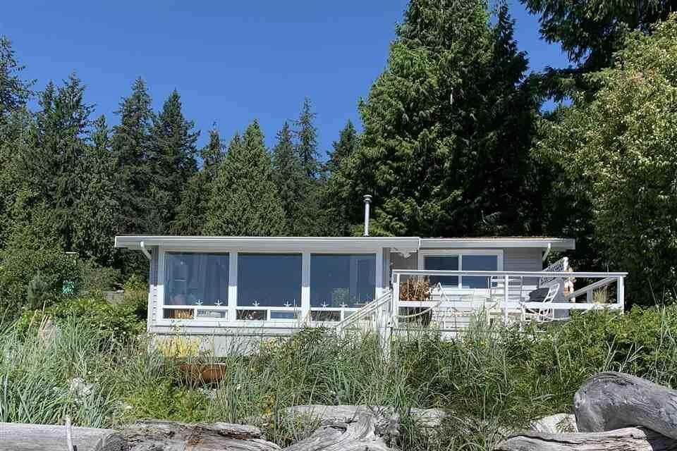House for sale at 1314 Burns Rd Sechelt British Columbia - MLS: R2481984