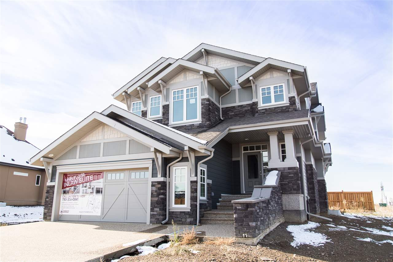 1314 hainstock way edmonton for sale 874 900 for Houses with mother in law suites for sale near me