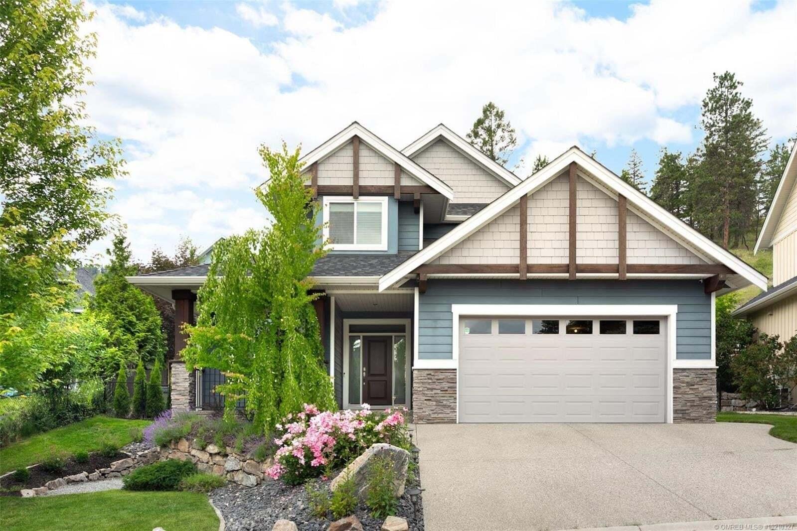 House for sale at 1314 Hidden Hills Dr Kelowna British Columbia - MLS: 10210327