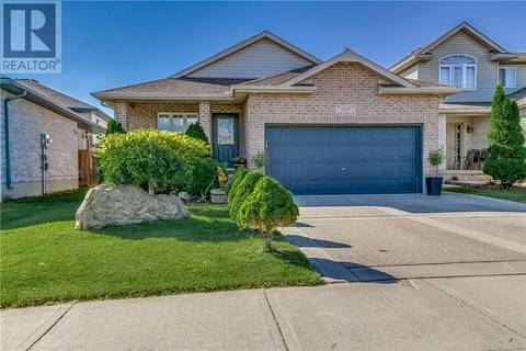 House for sale at 1314 South Wenige Dr London Ontario - MLS: 205632