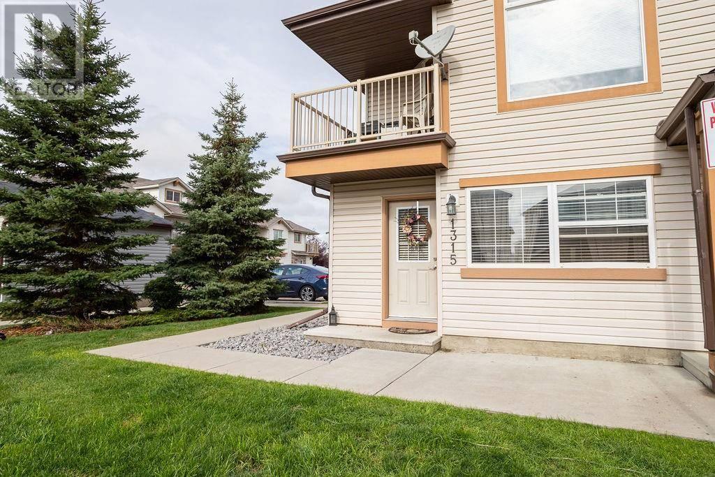 Condo for sale at 31 Jamieson Ave Unit 1315 Red Deer Alberta - MLS: ca0178442