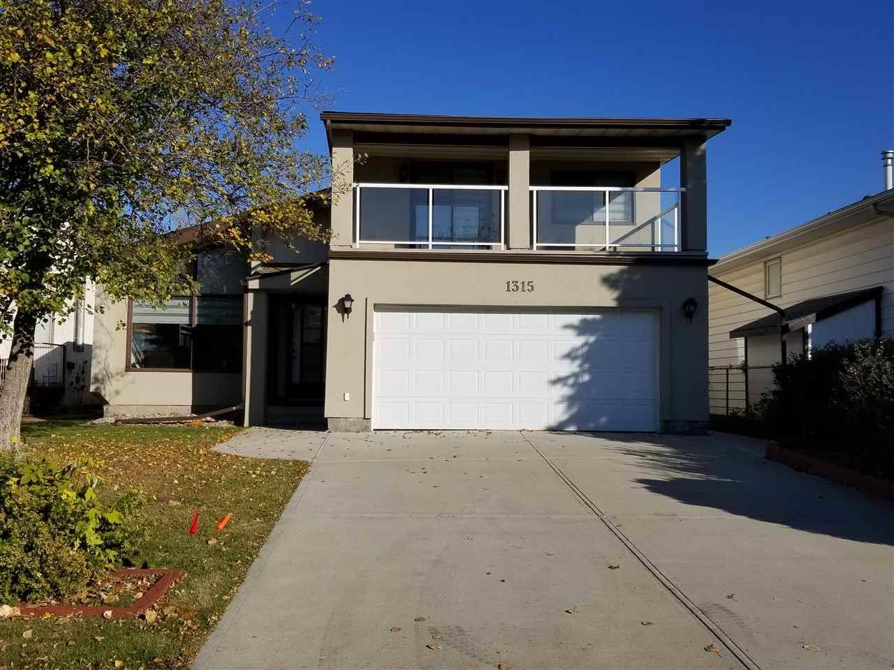 House for sale at 1315 51 St Nw Edmonton Alberta - MLS: E4176210