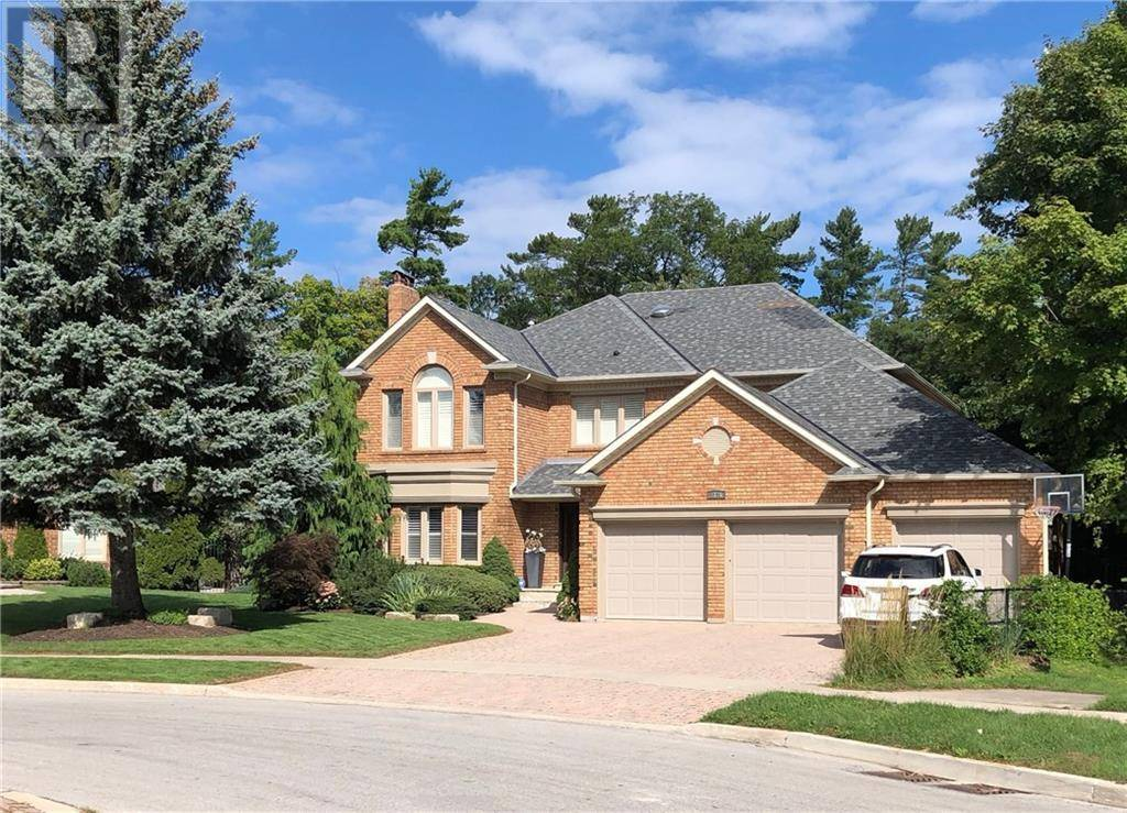 House for sale at 1315 Deerwood Tr Oakville Ontario - MLS: 30770457