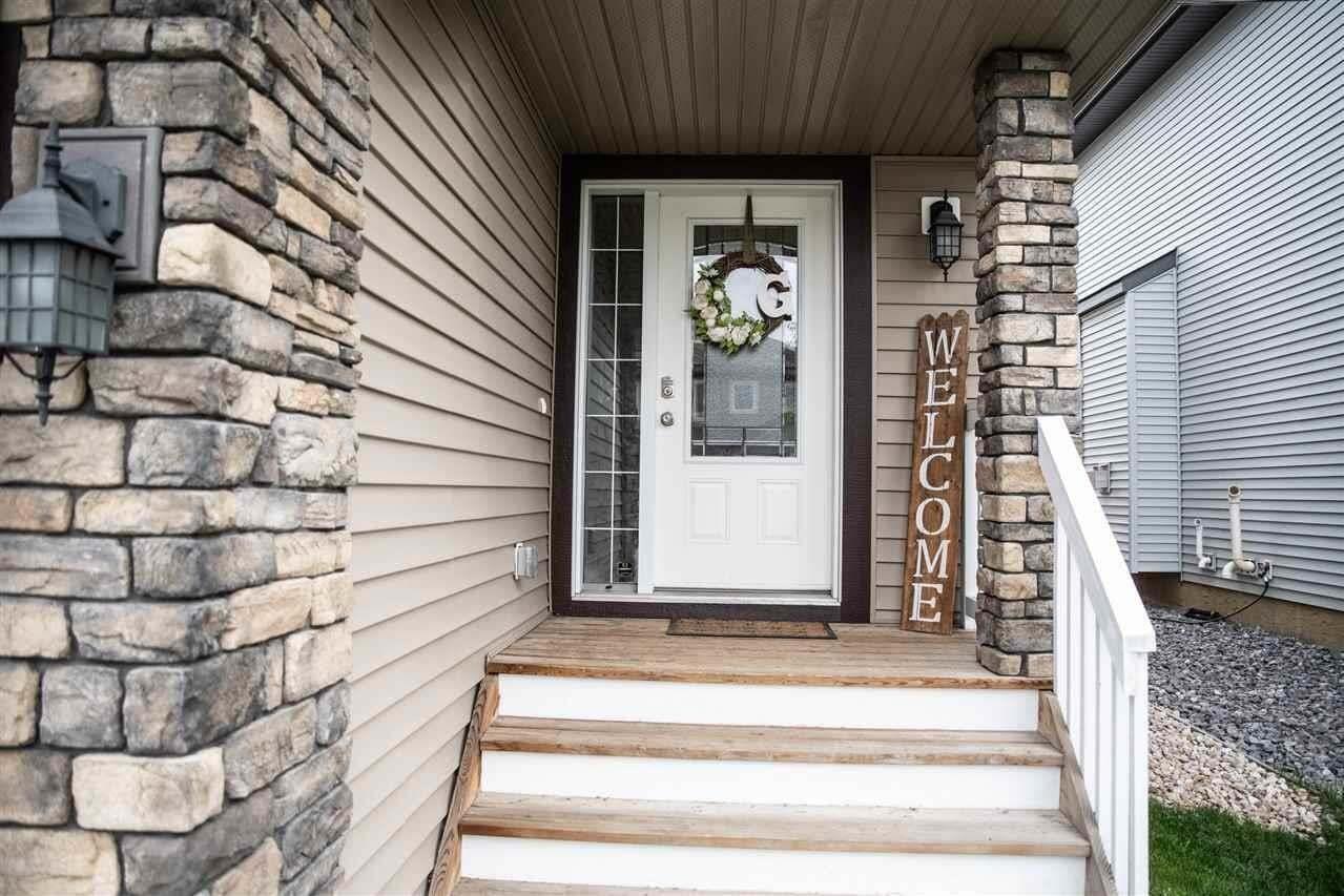 Townhouse for sale at 1315 South Creek Li Stony Plain Alberta - MLS: E4199042