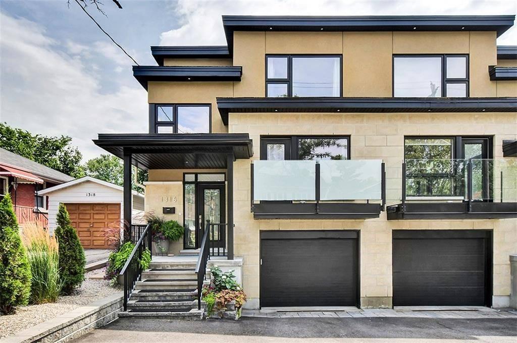 House for sale at 1316 Kilborn Ave Ottawa Ontario - MLS: 1165471