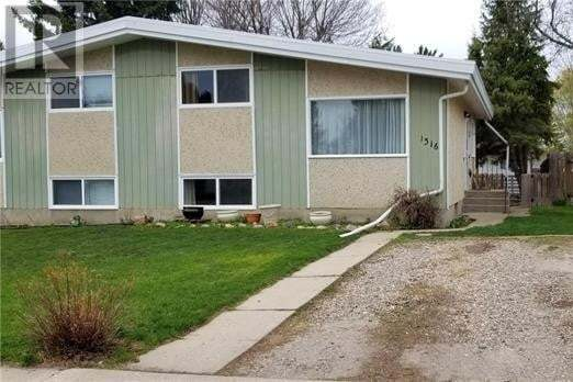 Townhouse for sale at 1316 St Andrew Rte North Lethbridge Alberta - MLS: LD0193036