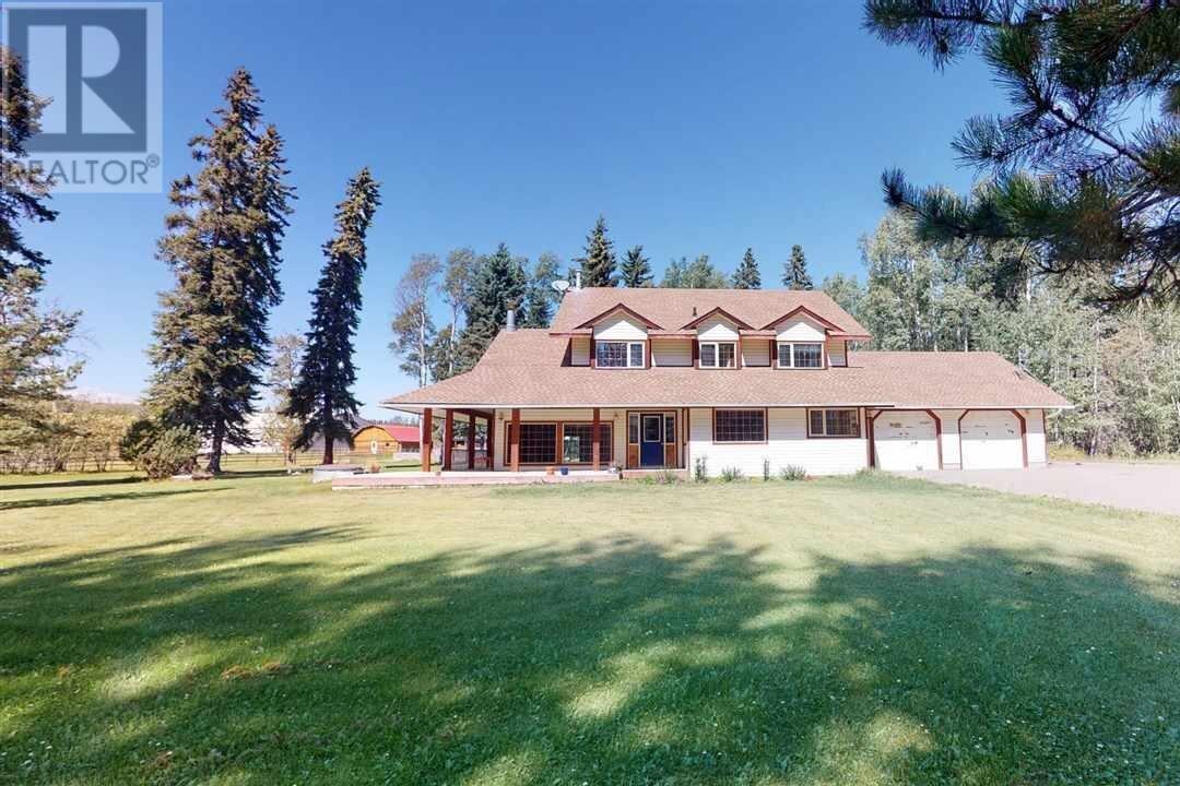 House for sale at 13165 Preston Rd Charlie Lake British Columbia - MLS: R2481191