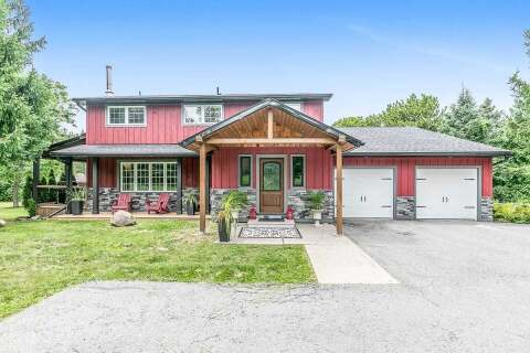 House for sale at 1318 Concession Rd 3  Adjala-tosorontio Ontario - MLS: N4869754