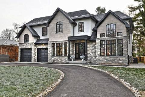 House for sale at 1318 Duncan Rd Oakville Ontario - MLS: W4379915