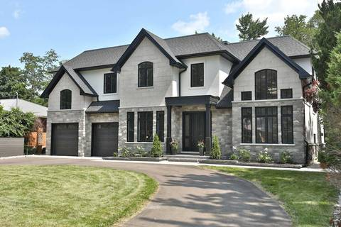 House for sale at 1318 Duncan Rd Oakville Ontario - MLS: W4530975