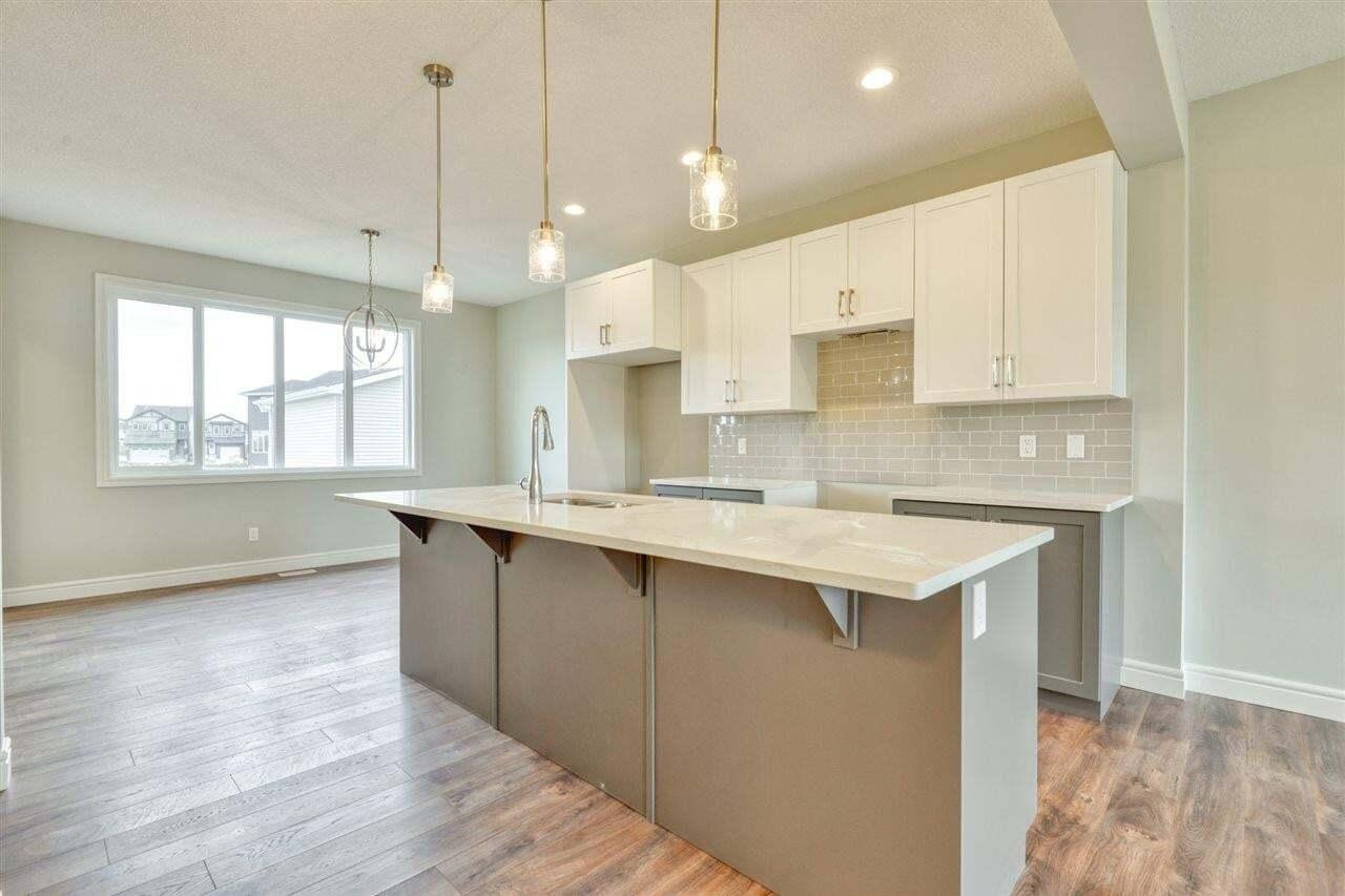 House for sale at 1318 Enright Ld NW Edmonton Alberta - MLS: E4202076