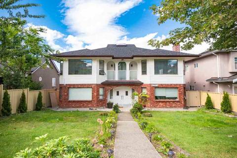 House for sale at 1319 35th Ave E Vancouver British Columbia - MLS: R2381560
