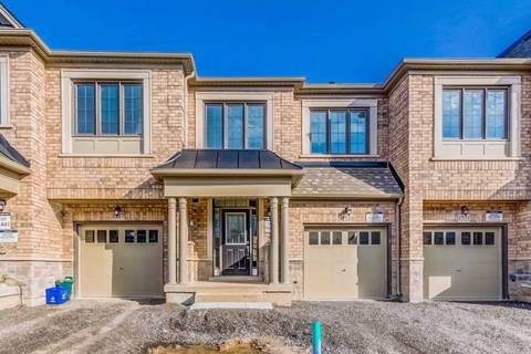 Townhouse for sale at 1319 Restivo Ln Milton Ontario - MLS: W4484051