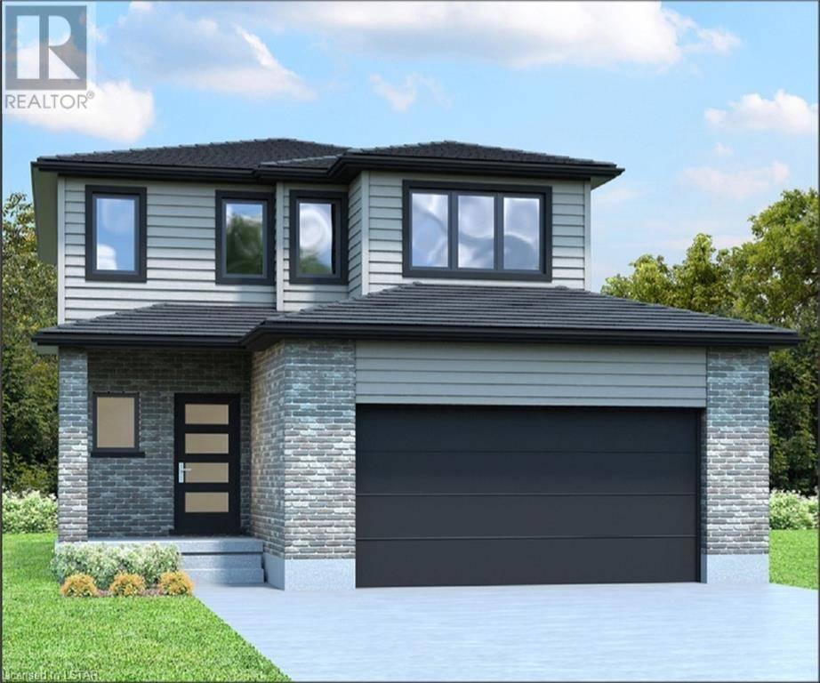 House for sale at 1319 Twilite Blvd London Ontario - MLS: 231749
