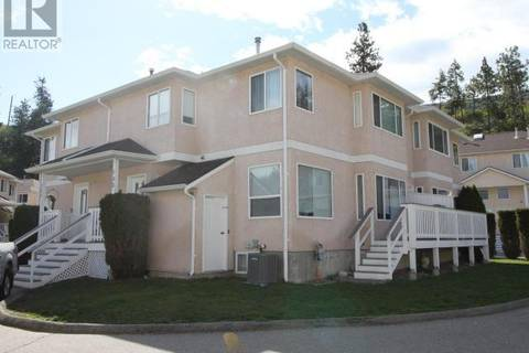 Townhouse for sale at 1458 Penticton Ave Unit 132 Penticton British Columbia - MLS: 177122