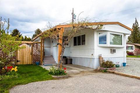 Home for sale at 1880 Old Boucherie Rd Unit 132 West Kelowna British Columbia - MLS: 10182115