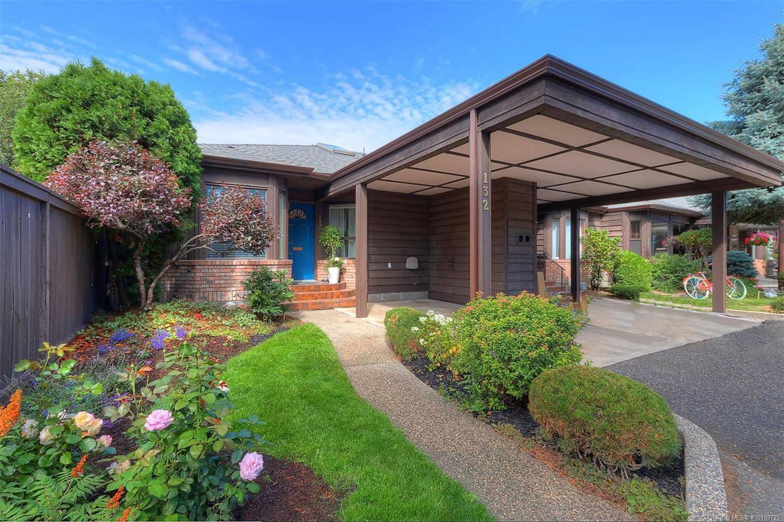 Townhouse for sale at 1995 Burtch Rd Unit 132 Kelowna British Columbia - MLS: 10189723