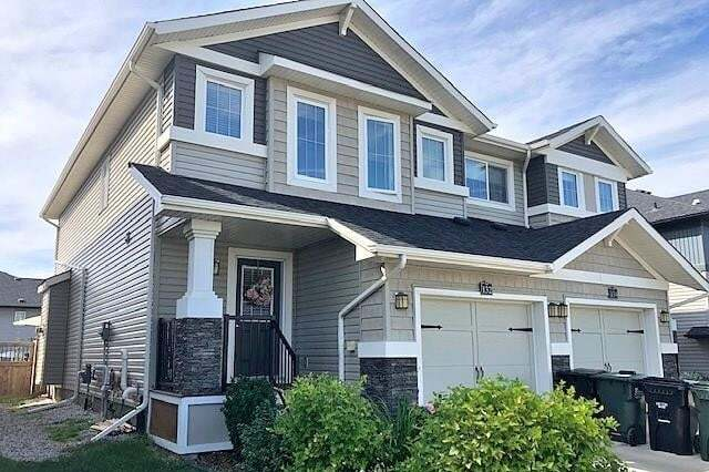 Townhouse for sale at 132 Axbridge Ga Sherwood Park Alberta - MLS: E4211210