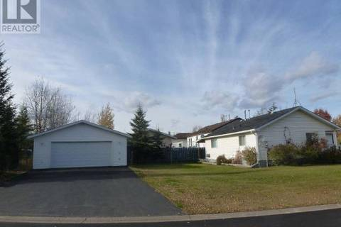 House for sale at 132 Bergeron Dr Tumbler Ridge British Columbia - MLS: 175758