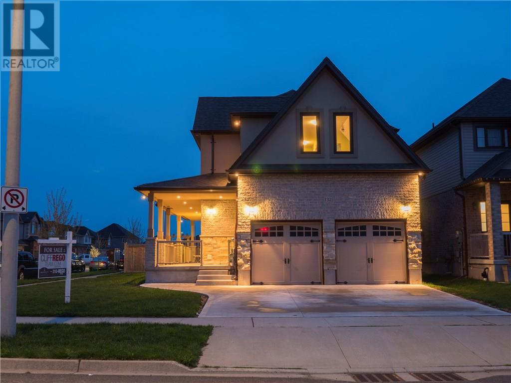 For Sale: 132 Broadoaks Drive, Cambridge, ON | 4 Bed, 3 Bath House for $729,900. See 33 photos!