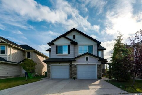 Townhouse for sale at 132 Canals  Circ SW Airdrie Alberta - MLS: A1033444