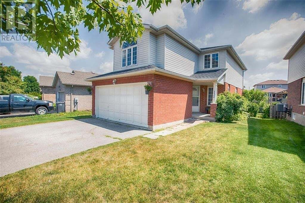 House for sale at 132 Clairfields Dr West Guelph Ontario - MLS: 30818907