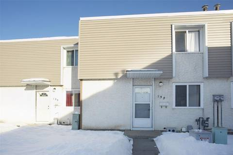 Townhouse for sale at 132 Cornell Ct Nw Edmonton Alberta - MLS: E4146809