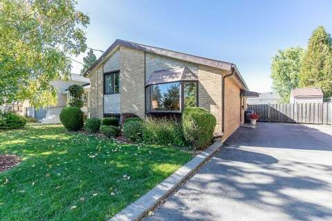 House for sale at 132 Cornwall Rd Brampton Ontario - MLS: W4953458