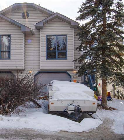 Townhouse for sale at 132 Cougar Point Rd Canmore Alberta - MLS: C4292318