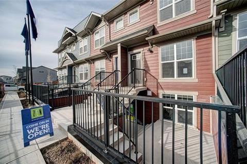 Townhouse for sale at 132 Cranbrook Sq Southeast Calgary Alberta - MLS: C4278722