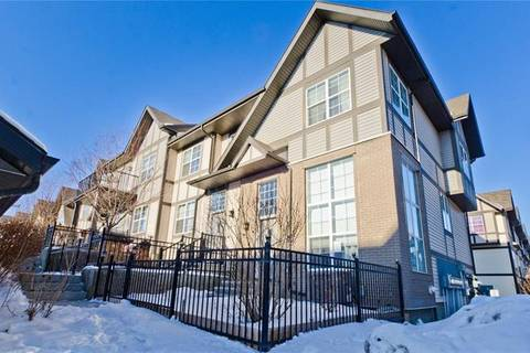 Townhouse for sale at 132 Cranford Ct Southeast Calgary Alberta - MLS: C4278553