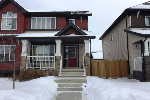 Townhouse for sale at 132 Cy Becker Blvd Nw Edmonton Alberta - MLS: E4140836