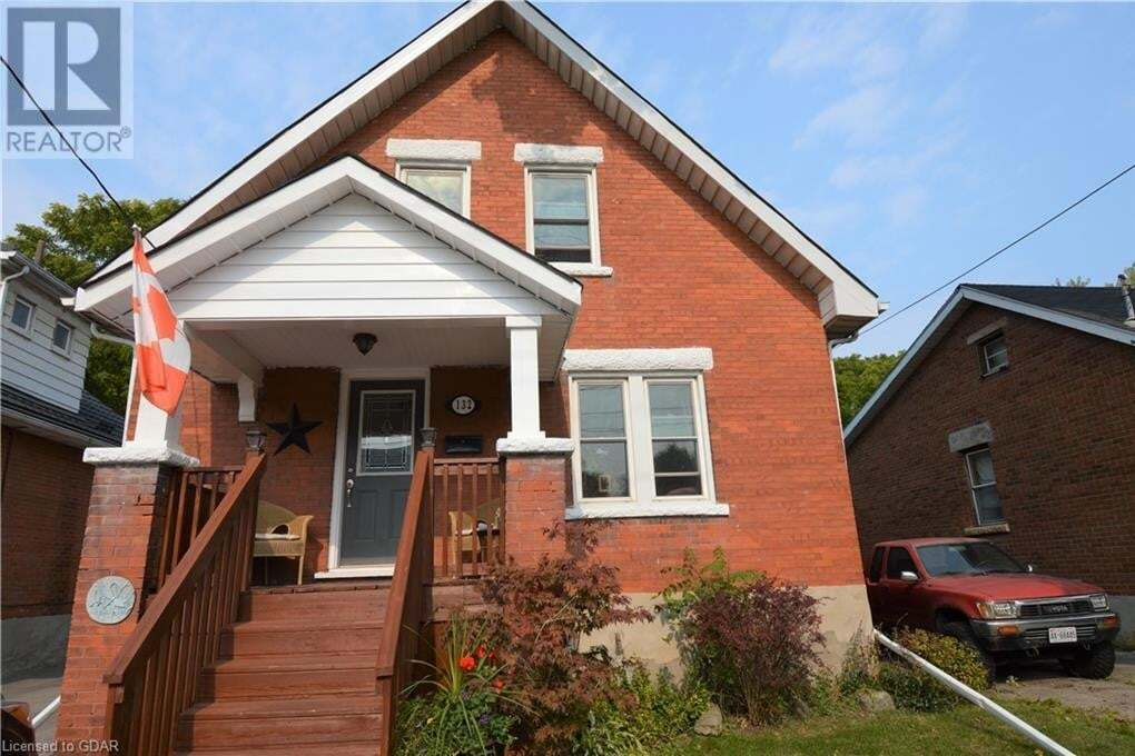 House for sale at 132 Elizabeth St Guelph Ontario - MLS: 40025432