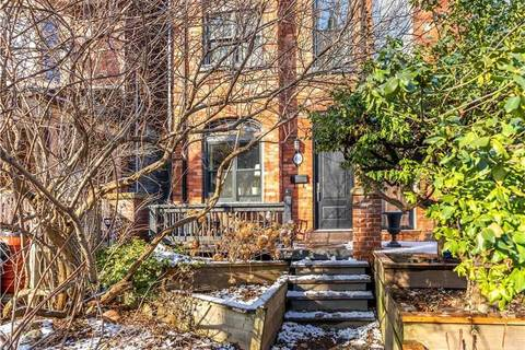 Townhouse for rent at 132 First Ave Toronto Ontario - MLS: E4669662