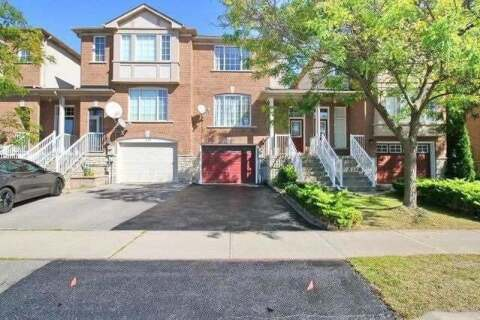 Townhouse for sale at 132 Foxfield Cres Vaughan Ontario - MLS: N4927486
