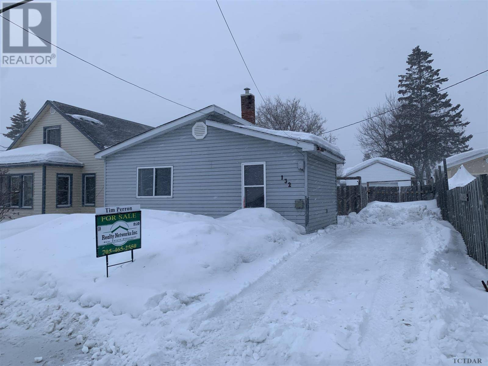 House for sale at 132 Huot St Timmins Ontario - MLS: TM200520