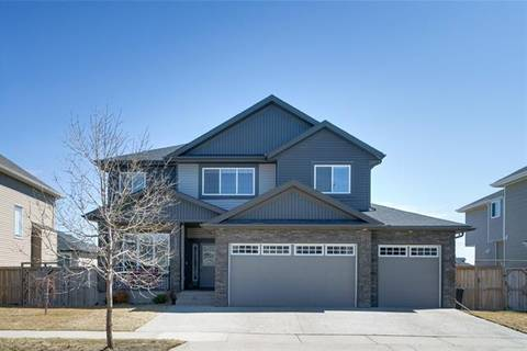 House for sale at 132 Kinniburgh Blvd Chestermere Alberta - MLS: C4293995