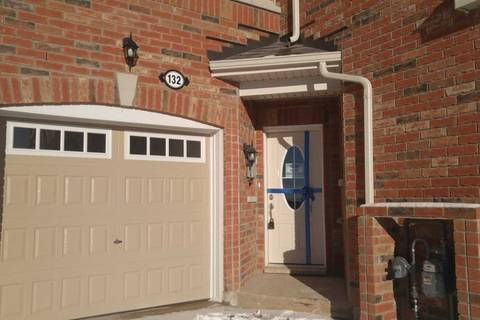 Townhouse for rent at 132 Lemieux Ct Milton Ontario - MLS: W4494353