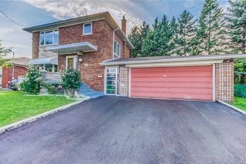 House for sale at 132 Marcos Blvd Toronto Ontario - MLS: E4690468