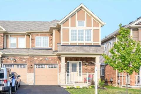 Townhouse for sale at 132 Mcmonies Dr Hamilton Ontario - MLS: 40022688