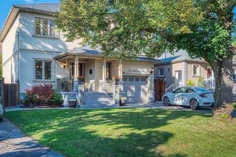House for sale at 132 Milton St Toronto Ontario - MLS: W4961900
