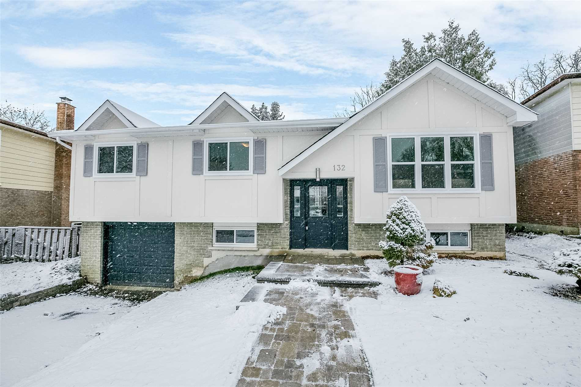 House for sale at 132 Nelson Street Bradford West Gwillimbury Ontario - MLS: N4312774